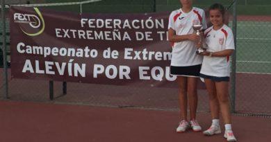 La cauriense Patricia González, subcampeona de Extremadura