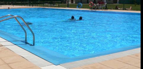 Las piscinas municipales abrir n el pr ximo s bado for Piscinas municipales zaragoza 2017