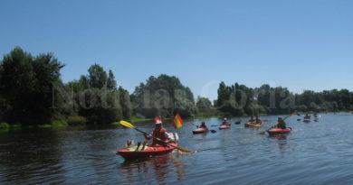 El Descenso del río Alagón no supera aún los 300 inscritos