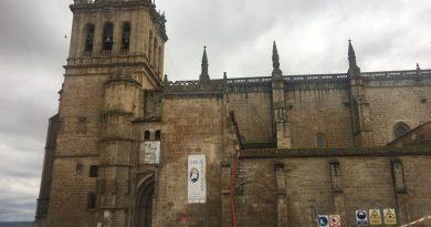 La Comisión Provincial de Patrimonio aprueba el proyecto de la II Fase de la rehabilitación de la Catedral