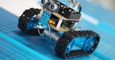 Organizan una actividad para aprender robótica