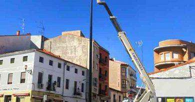 Una subvención de 180.000 euros llenará a Coria de iluminación LED