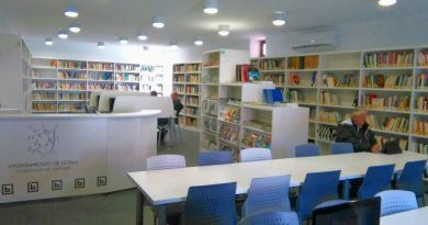 La Biblioteca Municipal organiza varias actividades para celebrar su tercer aniversario