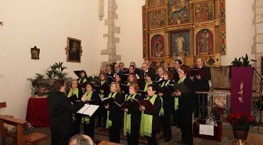 La Coral Cauriense ofrecerá  su tradicional concierto de San Cecilia esta tarde