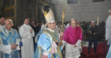 La Catedral de Coria acogerá la misa de Navidad en el Lenguaje de Signos