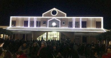 La Navidad llega a Coria con su encendido la las luces