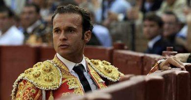 Antonio Ferrera inaugurará la Feria del Toro de Coria el próximo viernes