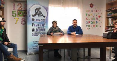 AFA Coria sigue buscando ayudas para poder continuar con la asociación