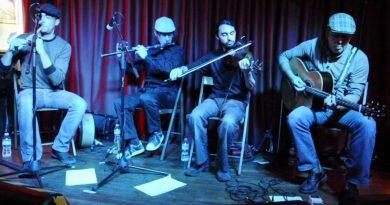 La Casa de Cultura acogerá  esta noche un concierto de Folk