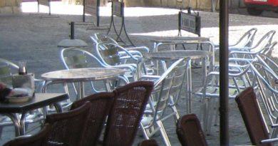 Ya se puede votar a la mejor terraza hostelera de Coria