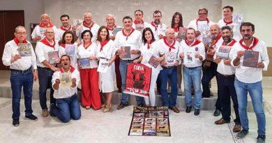 Los ex – abanderados de San Juan se reúnen por segundo año consecutivo