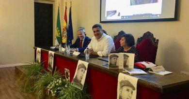 Presentan en Coria un libro dedicado a Victorino Martín Andrés