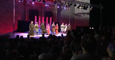 Éxito de público en la primera obra del Festival de Teatro de Coria