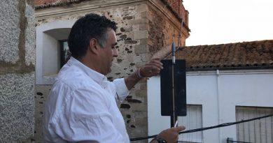 El Alcalde de Coria es nombrado abanderado de San Juan 2019