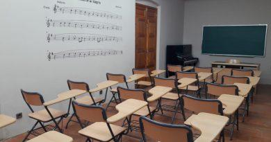 La lista de admitidos en la Escuela de Música podrá consultarse desde hoy
