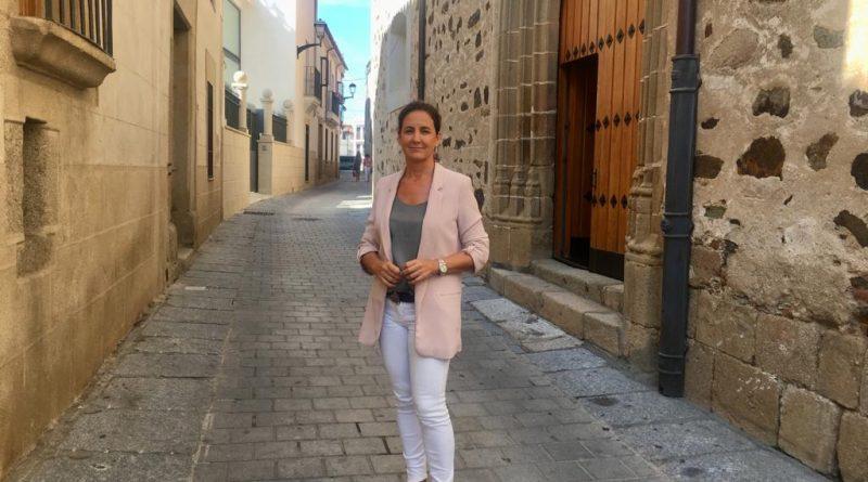 """""""Me gustaría que hubiese más iniciativa empresarial dentro del Casco Histórico"""""""