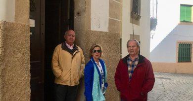 La Asociación de Intramuros presenta los actos de celebración en honor a San Pedro de Alcántara