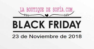 La Boutique de Sofía celebra el Black Friday con grandes descuentos