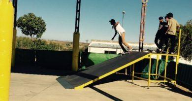 Publicado el pliego para la adjudicación de la construcción de la pista de Skate