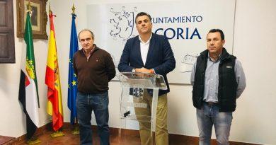 Aprobado el millón de euros para la mejora de las entradas a Coria