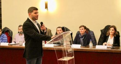 Jesús Santos Pizarro toma posesión como concejal del Equipo de Gobierno de Coria