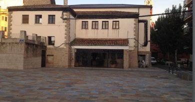 El Mercado Municipal  de Abastos se convertirá en estos días en un espacio recreativo