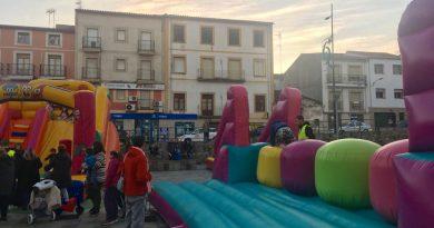 Los niños podrán disfrutar de varias actividades previas a la Cabalgata de Reyes