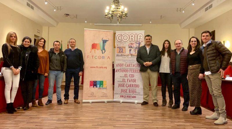 Andy Cartagena, Ferrera, El Cid y El Fandi entre los toreros que actuarán en la Feria del Toro