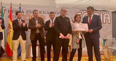 Restaurante Montesol ganador del I Concurso Gastronómico Tauro Tapas Fitcoria 2019
