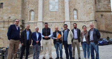 Ya está lista el acta de replanteo de las obras de la Catedral