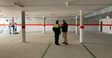 El alcalde asegura que el Parking del Doctor Viera no se abre por la falta de demanda en las plazas de aparcamiento