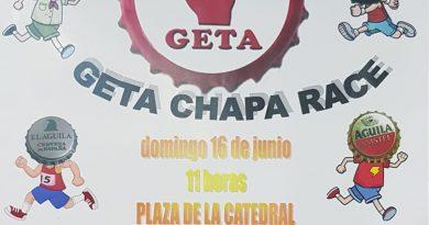 Los Juegos Infantiles de La Geta serán el domingo 16 de junio