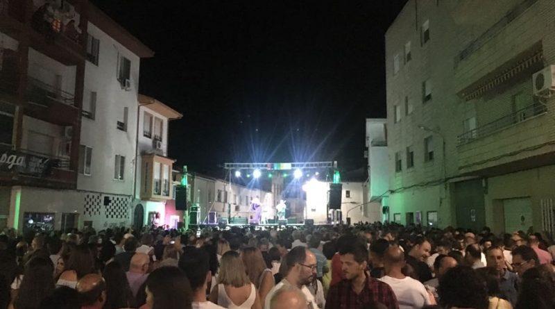 Moscoso comenzará sus fiestas el próximo viernes