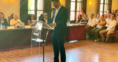 Jesús Seco, nuevo Director General de Planificación y Evaluación de las Políticas de Empleo de la Junta de Extremadura