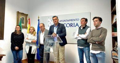 El Ayuntamiento de Coria liquida la deuda