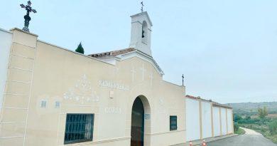 El Ayuntamiento prepara los cementerios para el Día de Todos los Santos