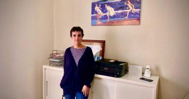 """Cristina Rodríguez, Psicóloga Clínica: """"Mi profesión es mi vocación"""""""