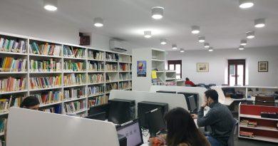 La Biblioteca organiza varias actividades para el mes de febrero